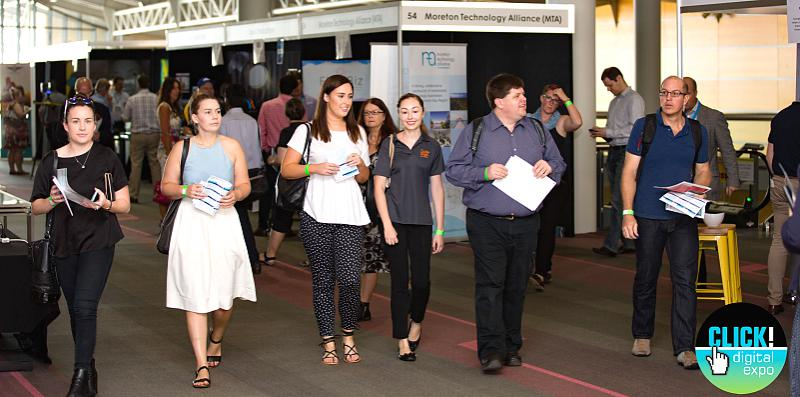 Technology Management Image: CLICK! Digital Expo 2016 Leads The Way As Businesses Face