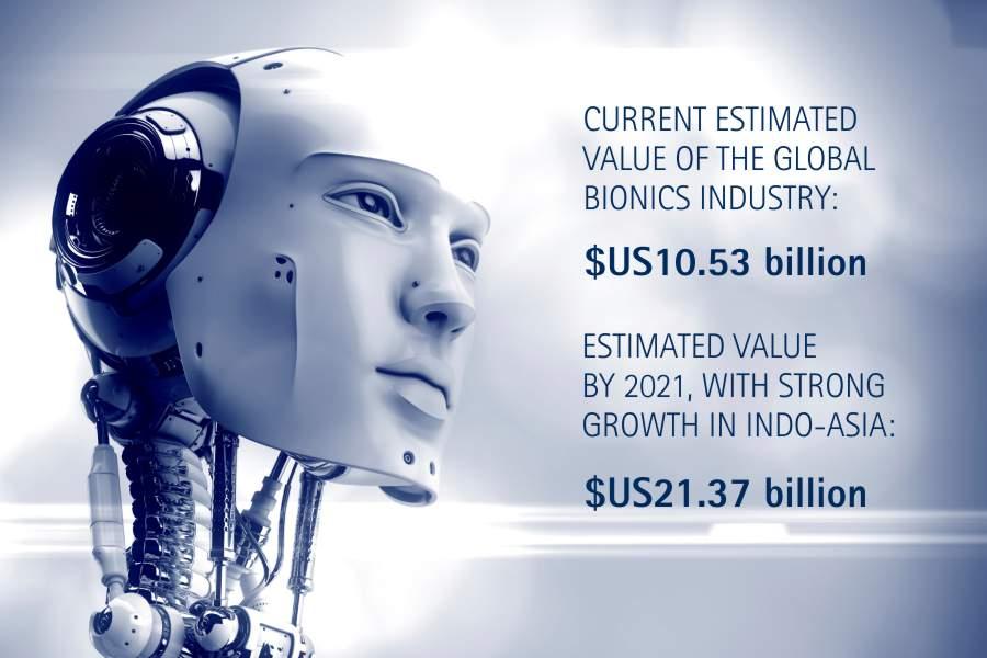 Human Bionics   Brisbane Trade & Investment Opportunities